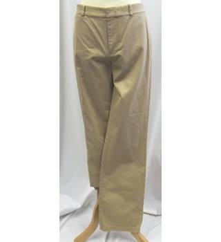 Ralph Lauren - Size: 8 - Brown - Trousers