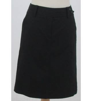Gerard Darel size: 10 black pencil skirt