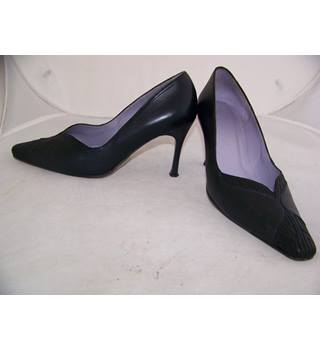 Van-Dal - Size: 3.5 - Black - Heeled shoes
