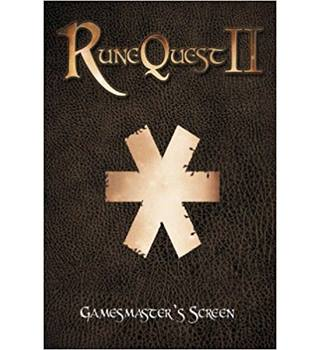 RuneQuest II Games Master's Screen