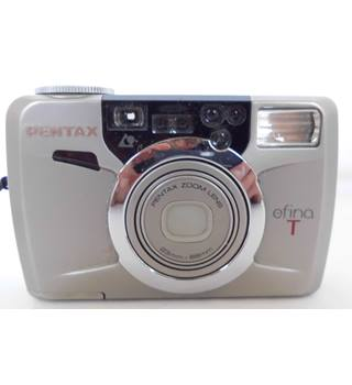 Pentax Efina T Compact Camera Takes APS Film