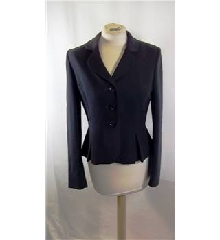 Hobbs - Size 10 - Black with lower back flounce jacket