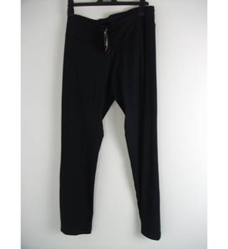 Marks and Spencer - Size 14 - Black casual trousers/leggings