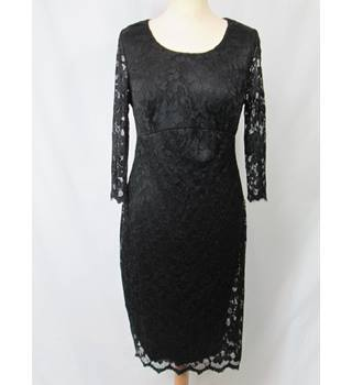 New Look - Size: 12 - Black - Maternity dress