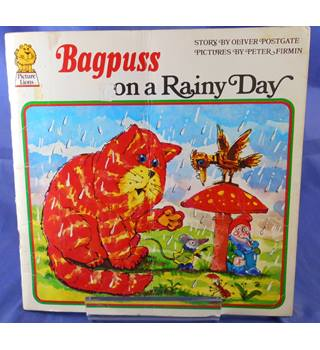Bagpuss On A rainy Day