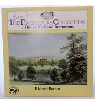Instruments from the Finchcocks Collection - Richard Burnett - SAR 6 - SIGNED