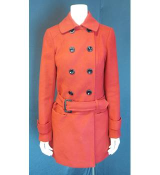 New Look - Size: 8 - Red - Casual jacket / coat