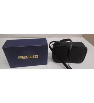Boxed opera glasses