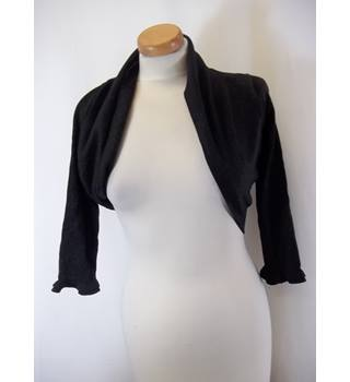 New without tags Star by Julien McDonald - Size: 8 - Black Shrug