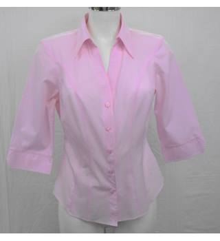 M&S  pink blouse Size 12