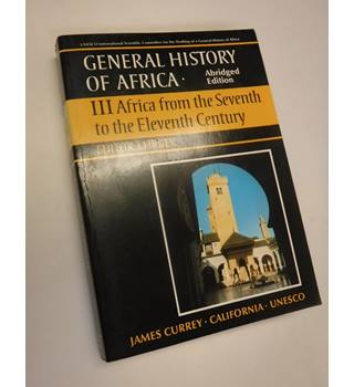 General History of Africa III