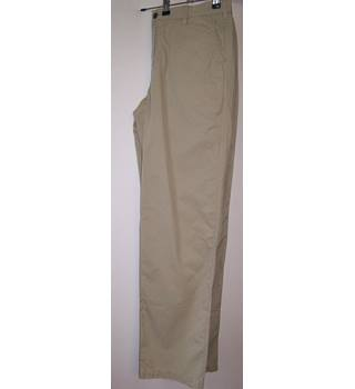 "Lands End - Size: 34"" - 32"" inside leg  Beige - Chinos"