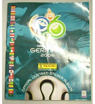 FIFA World Cup Germany 2006, Official Licensed Sticker Album