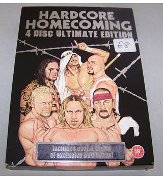 HARDCORE HOMECOMING 4 DISC ULTIMATE EDITION 18