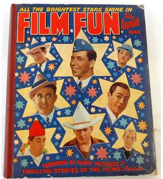 Film Fun All Star Annual 1940