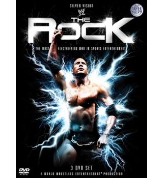 WWE THE ROCK - THE MOST ELECTRIFYING MAN IN SPORTS ENTERTAINMENT 15