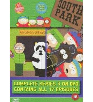 South Park Complete Series 3 on DVD 15