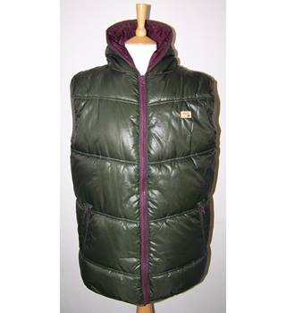 humor - Size: L - Green - Padded jacket / bodywarmer