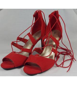 BNWOT M&S Insolia Shoes - Red - Size 8 M&S Marks & Spencer - Size: 8 - Red