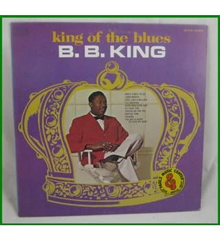 B.B.King - King of the Blues - US-7730