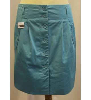 Stile Benetton - Size: 8 - Blue - Skirt