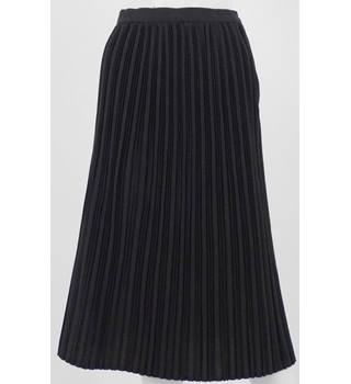 HARELLA Grey Pleated Skirt NO Size but Waistband Measures 31""