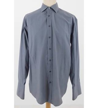 Liberty Size 16.5 Collar Grey Shirt