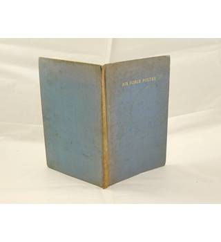 Air Force Poetry edited by John Pudney & Henry Treece 1944 1st edition poems by men serving in the RAF and FAA