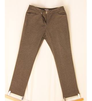 "BNWOT M&S Marks & Spencer - Size: 40"" - Brown - Trousers"