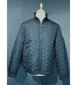 M&S Marks & Spencer - Size: L - Dark Grey - Padded jacket