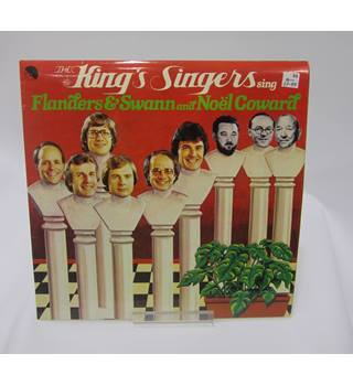 The King's Singers Sing Flanders & Swann and Noel Coward