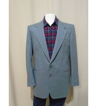 Jaeger - Size 52L - Grey Wool Blaser Jaeger - Size: XL - Grey - Jacket