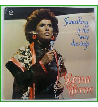 Lena Horne - Something In The Way She Sings - NR 5067
