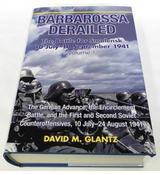 Barbarossa Derailed, Volume 1