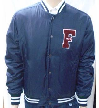 French Connection - Size: S - Blue - Bomber jacket