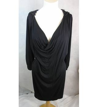SUPERB LBD FROM FRENCH CONNECTION, SIZE 6 French Connection - Size: 6 - Black