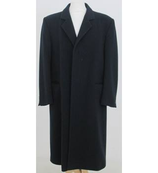 "McNeil & Grant Size UK 40"" Chest Navy Coat"