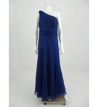 Roman Originals - Size: 12 - Blue - Prom dress