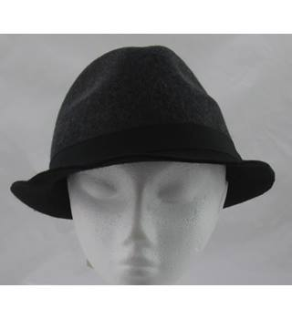 NWOT M&S Collection, size XL grey mix wool trilby