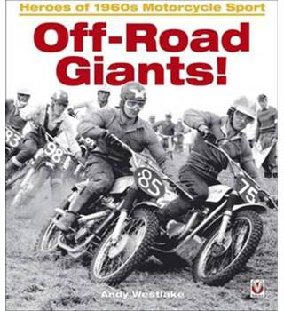Off-road giants! Heroes of 1960s motorcycle sport