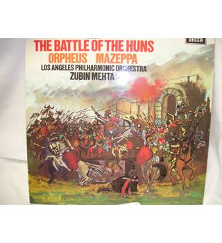Liszt- The Battle of the Huns- Vinyl LP