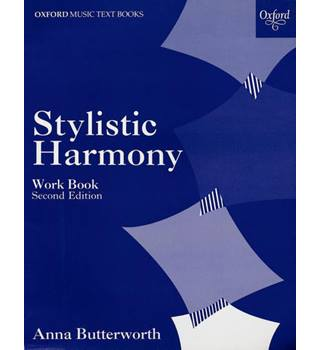 Stylistic Harmony Work Book (Oxford Music Examination Workbooks)