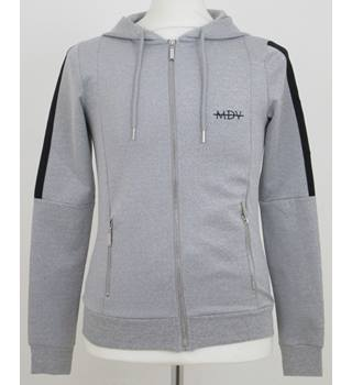 MDV size S grey hoodie