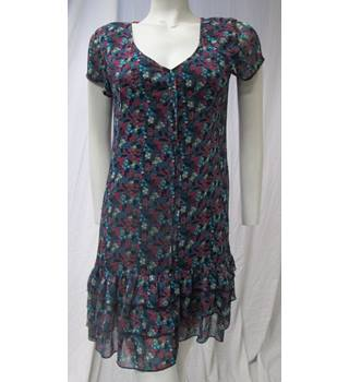 Mistral Tunic Dress Size 12 Mistral - Size: 12 - Multi-coloured