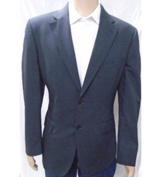 Austin Reed - Size: L - Grey - Single breasted suit jacket