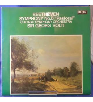 "Beethoven: Symphony No. 6 ""Pastoral"" - Sir Georg Solti, Chicago Symphony Orchestra - SXL 6763"