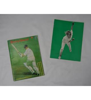 SIGNED Bundle of Cricket Memorabilia