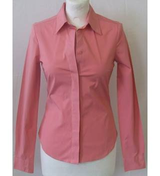 French Connection size 8 Pink Long Sleeved Shirt