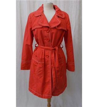 Monsoon - Size: 16 - Red - Smart coat