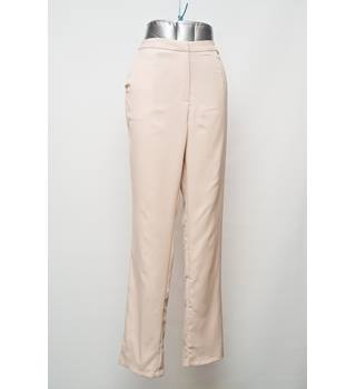 "Missguided - Size: 32"" - Beige - Trousers - BNWT"